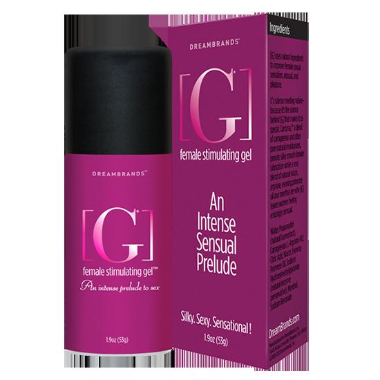 Gel kích thích điểm G tăng khoái cảm cho nữ của Mỹ Dreambrands G Female Stimulating 53g