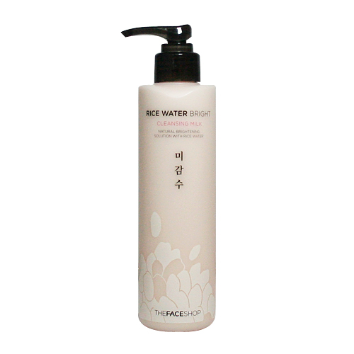 Sữa tẩy trang gạo The Face Shop Rice Water Bright Cleansing Milk