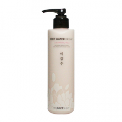 Sữa tẩy trang gạo The Face Shop Rice Water Bright Cleansing Milk làm sáng da 200ml