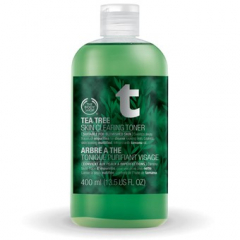 Toner cho da dầu và mụn The Body Shop Tea Tree Skin Clearing Toner 250ml