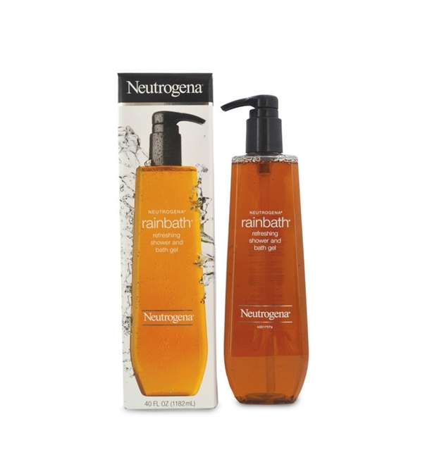 sữa tắm neutrogena rainbath refreshing shower and bath gel 1182ml hình 1