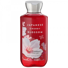 Sữa tắm dưỡng ẩm Bath and Body Works Japanese Cherry Blossom 295ml