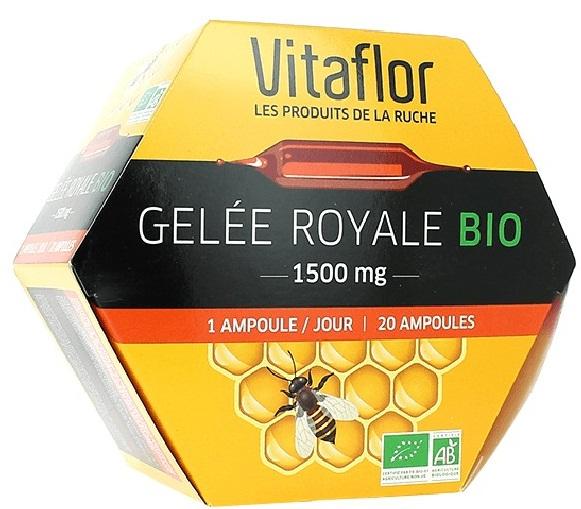 Sữa ong chúa vitaflor bio