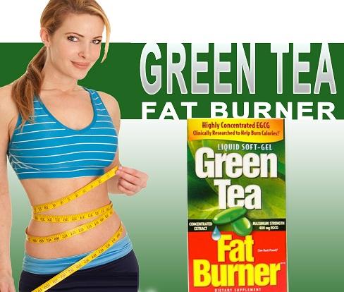 Iên uống giảm cân từ trà xanh green tea fat burner