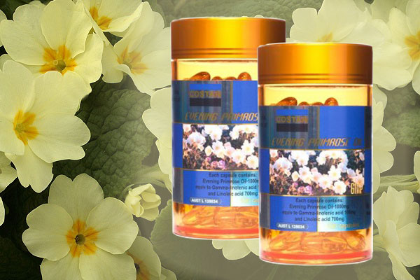Tinh dầu hoa anh thảo costar evening primrose oil 1000mg