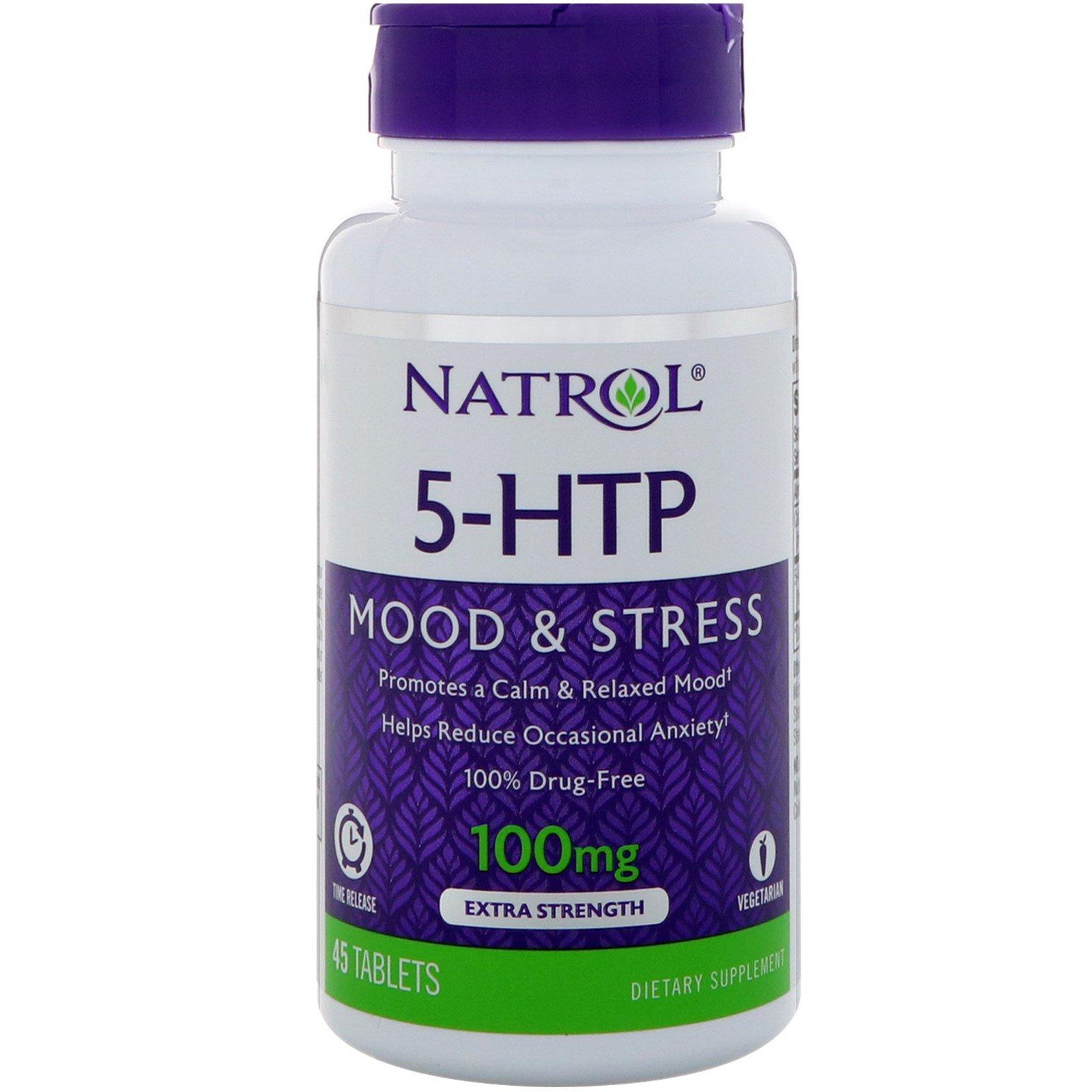Natrol® 5-htp mood relaxation plus