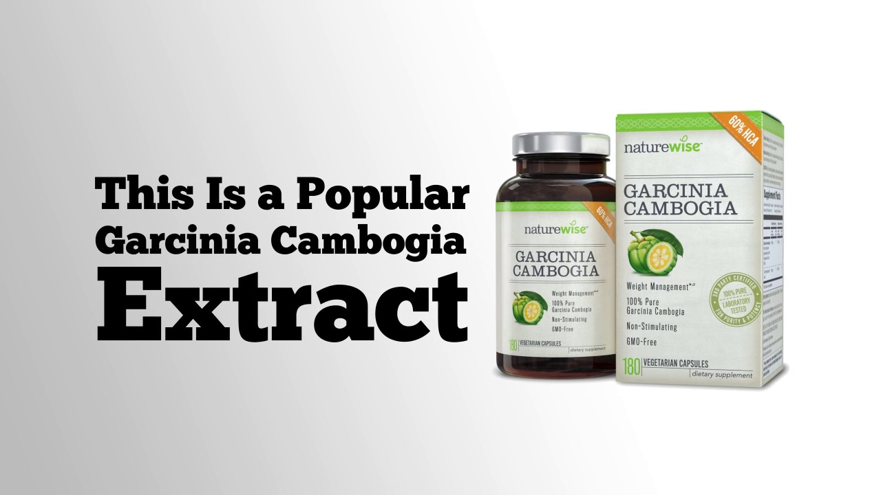 Ưu điểm của naturewise garcinia cambogia
