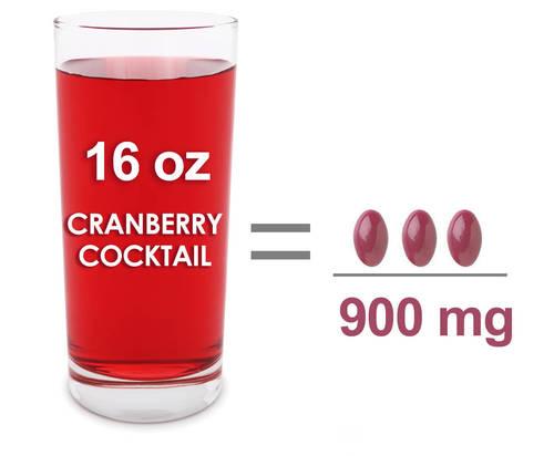 Trunature cranberry 300 mg - viên uống hỗ trợ đường tiết niệu 250 viên