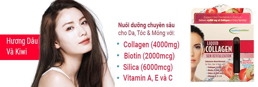 Những câu hỏi thường gặp khi uống nước bổ sung collagen cao cấp easy - to - take liquid tube applied nutrition