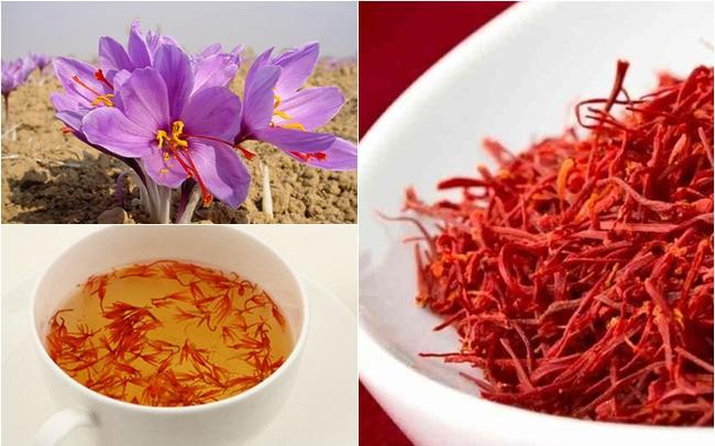 Tashrifat 100% iranian saffron - nhụy hoa nghệ tây chính hãng
