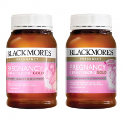 Vitamin Bầu Blackmores Pregnancy Gold, 180 viên