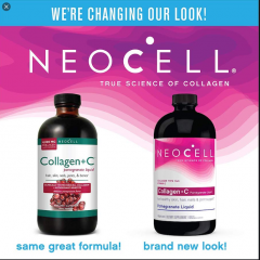 Neocell collagen c - Collagen lựu 473ml