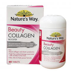 Nature's Way Beauty Collagen Viên Uống 60 viên