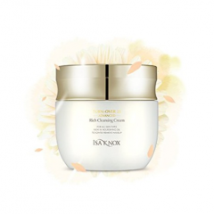 Kem tẩy trang Isa Knox Turn-over 28 Advanced Rich Cleansing Cream 200ml