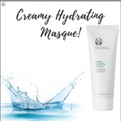Mặt Nạ nu skin creamy hydrating masque 100ml
