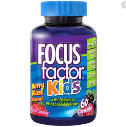 Focus factor kid